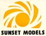 SUNSET MODELS LOGO